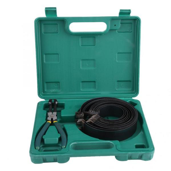 Car Auto Engine Piston Ring Compressor Plier Set Repair Tools