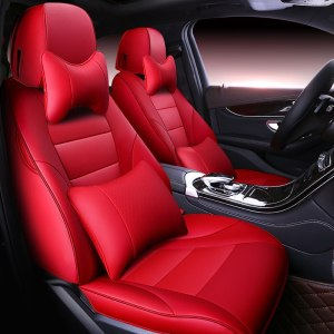 Cowhide Car Seat cover For Suzuki Grand Vitara Jimny Kizashi
