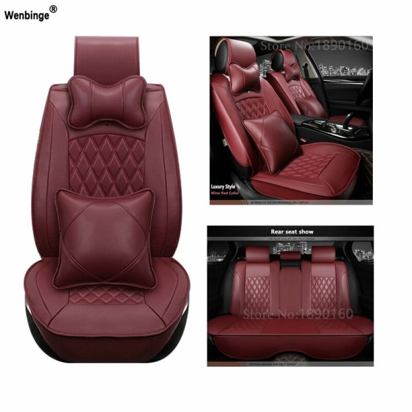 Seat covers For Fiat Uno Palio Linea Punto Bravo 500