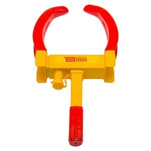 GOFLAME Trailer Lock Wheel Clamp Heavy Duty