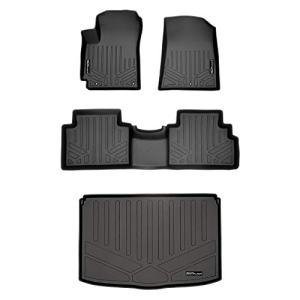 2020-2021 Kia Soul Fit Floor Mats 2 Rows and Cargo Liner