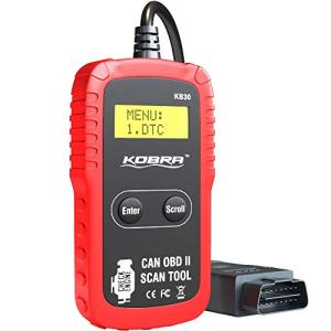 Kobra Newest Version OBD2 Scanner Car Code Reader