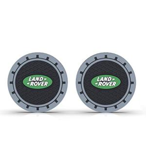"YANS 2 Pack 2.75"" Car Cup Holder Coasters for Car"