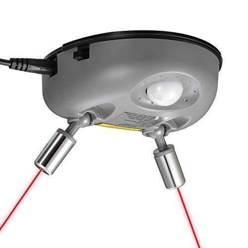 Fosmon, Wider Angle Upgrade, Dual Laser Garage Parking