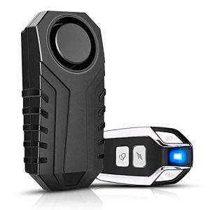Wireless Anti-Theft Motorcycle Bike Alarm with Remote