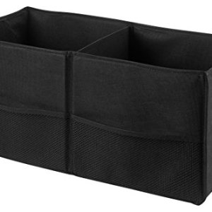Fold Away Car Trunk Organizer Non-slip Fastener
