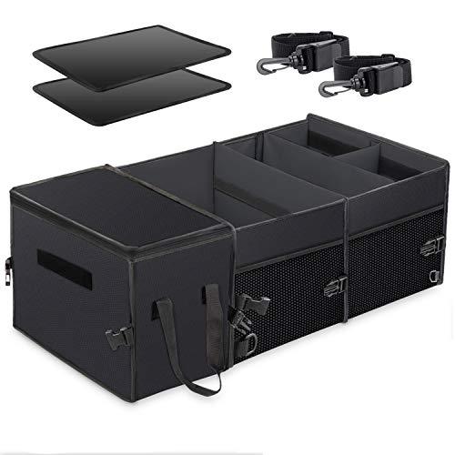 Adjustable Multi Compartments Cargo Storage Organizer