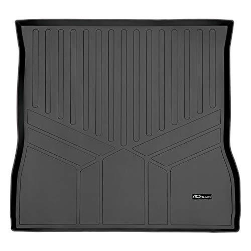 2008-2019 Toyota Sequoia Floor Mat Black All Weather