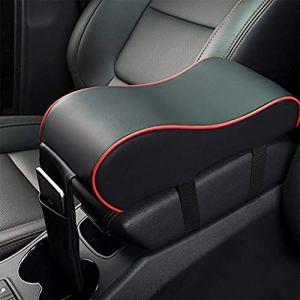 MeiBoAll Car Armrest Cushion,Memory Foam Car Armrest Pad
