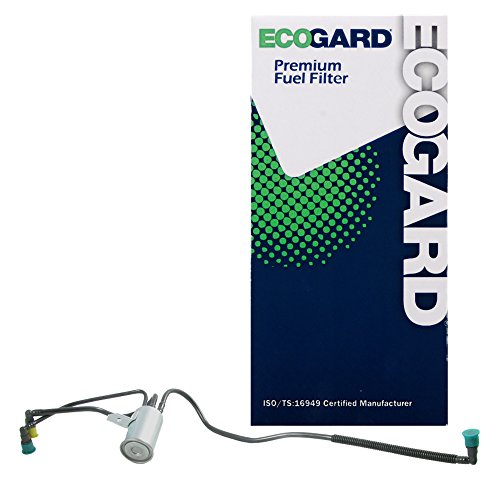 ECOGARD Premium Fuel Filter Fits Chrysler Town & Country