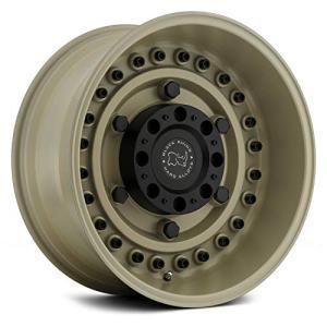 -18mm Desert Sand Wheel Rim 17x9.5 5x127