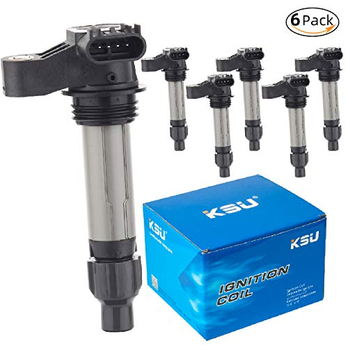 KSU Compatible With Ignition Coil Pack for Buick Enclave Cadillac