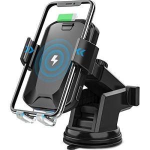 Wireless Car Charger, CHGeek 10W Qi Fast Charging Auto
