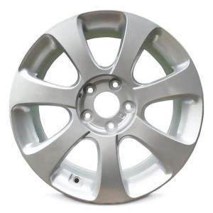 Wheel For 2011-2013 Hyundai Elantra 17 Inch 5 Lug Silver