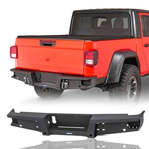 Hooke Road Gladiator JT Rear Step Bumper