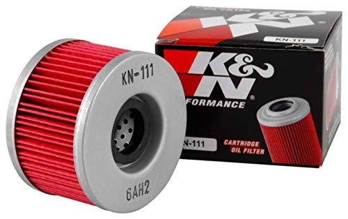 K&N Motorcycle Oil Filter: High Performance, Premium