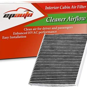 Dodge Durango/Jeep Grand Cherokee Cabin Air Filter includes Activated Carbon