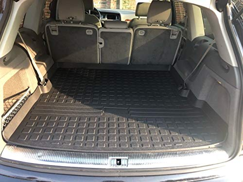 Audi Q7 2007-2015 Trunk Liner Cargo Rubber Tray