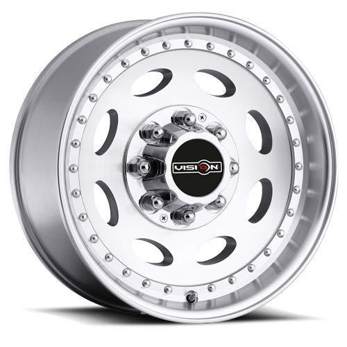 "19.5"" Inch 8x165.1 4 Wheel Rims Vision 81 Hauler Wheels"