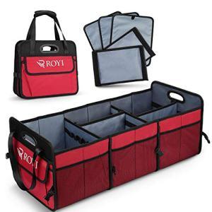 Car Trunk Organizer Collapsible Portable Cargo Storage