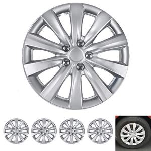 Snap Clip-On Auto Tire Rim Replacement for 16 inch Wheels