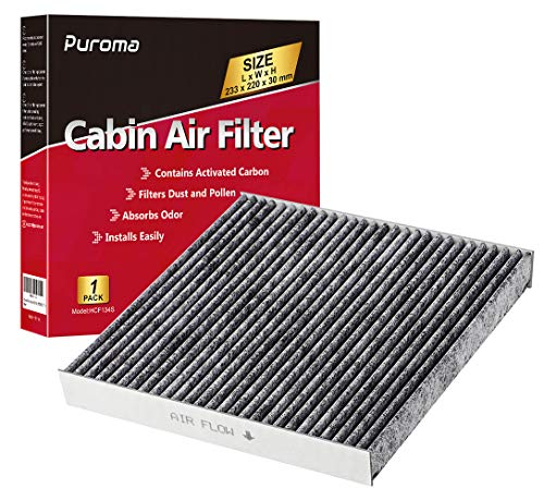 Honda & Acura, Civic, CR-V Cabin Air Filter with Activated Carbon Puroma