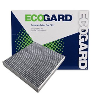ECOGARD Premium Cabin Air Filter with Activated Carbon