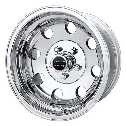 "Wheels AR172 Baja Polished Wheel 16x8""/6x139.7mm, 0mm offset"