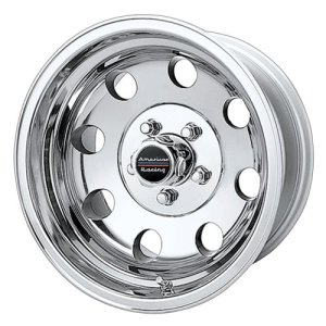 "Wheels AR172 Baja Polished Wheel 16x8""/6x139.7mm, 0mm offset"