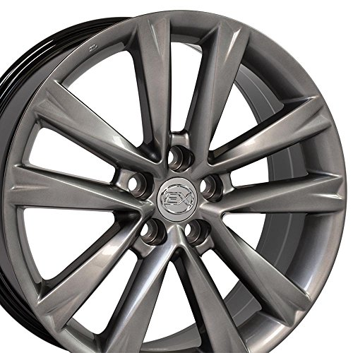 Lexus, Toyota OE Wheels LLC 19x7.5 Silver Rims