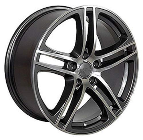 Wheels 18 Inch Fits Volkswagen CC Beetle Audi A3 A8 A4 A5 A6 TT R8 Style
