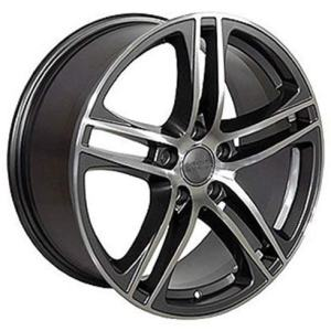 Wheels 18 Inch Fits Volkswagen CC Beetle Audi A3 A8 A4 A5 A6 TT R8 Style