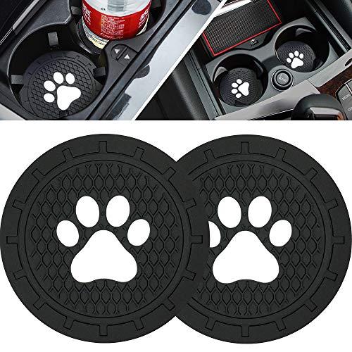 BukNikis Cup Holder Coasters-Car Interior Accessories