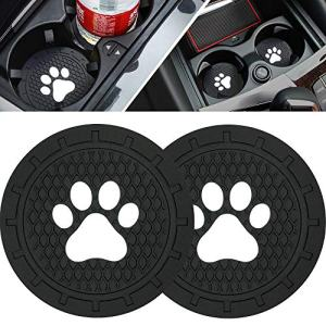 BukNikis Cup Holder Coasters-Car Interior Accessories