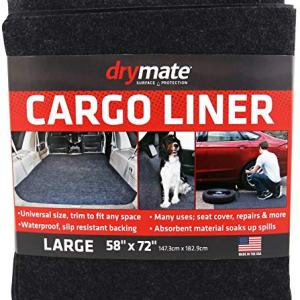SUVs, Trucks Cargo Liner Mat Waterproof/Machine Washable