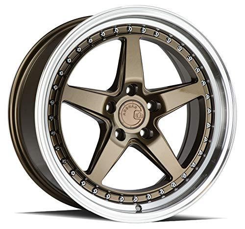 AodHan Wheels DS05: 18x9.5 Rim Size, 5x114.3 Lug Pattern