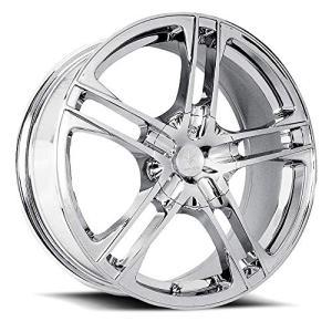 Custom Wheels Protocol Chrome Wheel