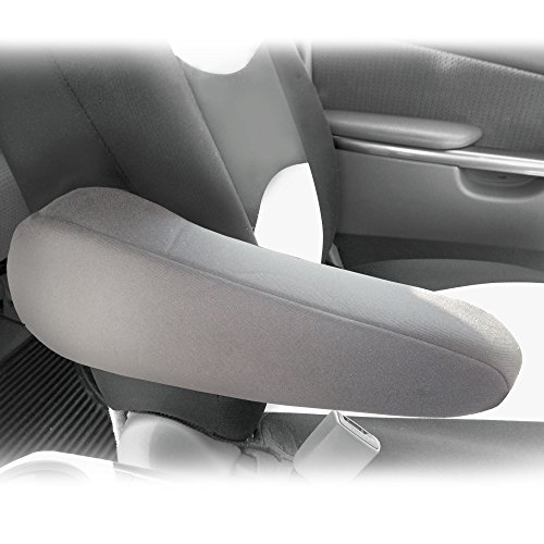Armrest Cover Semi-Universal One Pair Gray