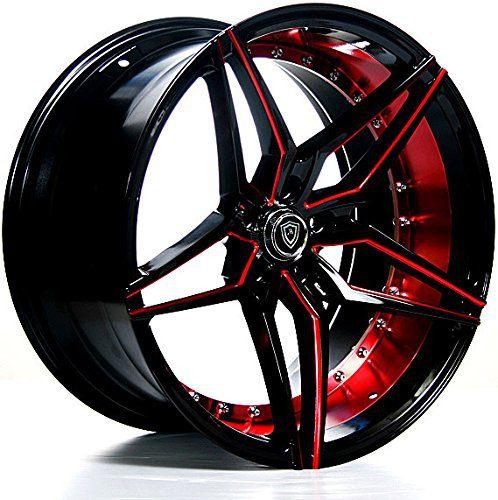 20 Inch Rims Racing Wheels for Challenger, Mustang, Camaro, BMW