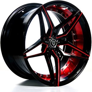 20 Inch Rims Racing Wheels for Challenger, Mustang, Camaro, BMW