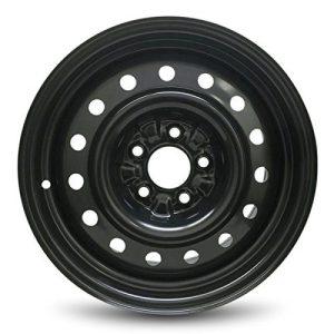 2013-2018 Nissan Altima 16 inch Black Steel Rim Fits R16 Tire