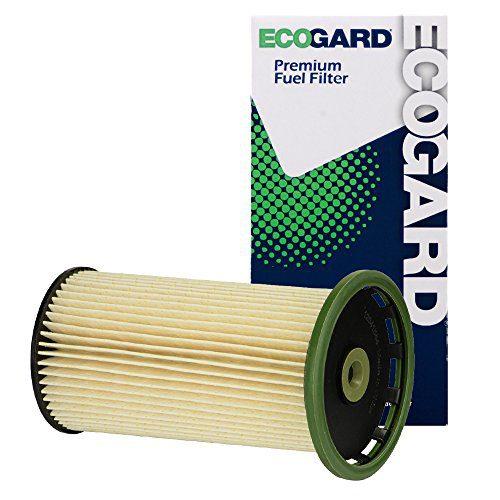 ECOGARD Premium Fuel Filter Fits Audi A3