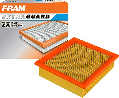 FRAM Extra Guard Air Filter, for Select Ford and Mazda Vehicles