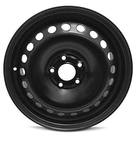 2014-2018 Ford Transit Connect 16 Inch 5 Lug Black Steel Rim Fits