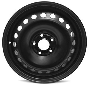 2014-2018 Ford Transit Connect 16 Inch 5 Lug Black Steel Rim Fits