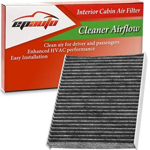 Carbon Replacement for Cabin Air Filter includes Activated Carbon