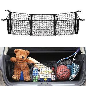 Organizer Truck Bed Nets for Truck Cargo Net Trunk