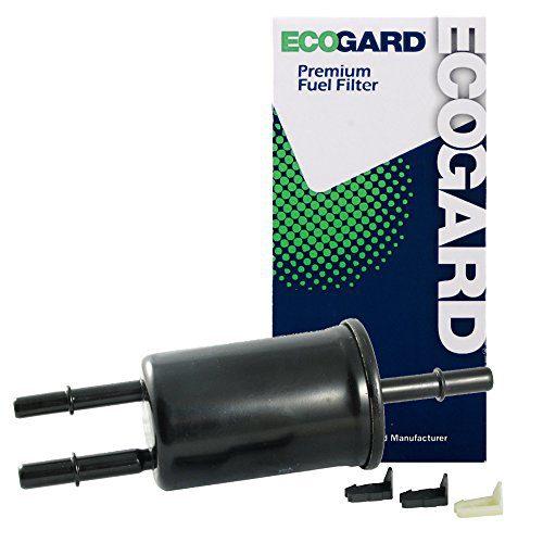 ECOGARD Premium Fuel Filter Fits