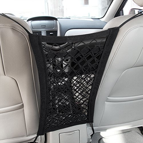 MICTUNING Upgraded 2-Layer Universal Car Seat