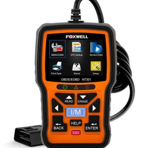 FOXWELL Scanner Professional Mechanic OBDII Diagnostic